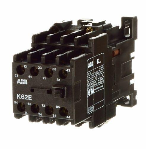 ABB k62e hilfsschütz 4a 220v-ac11 fph1421001r0626