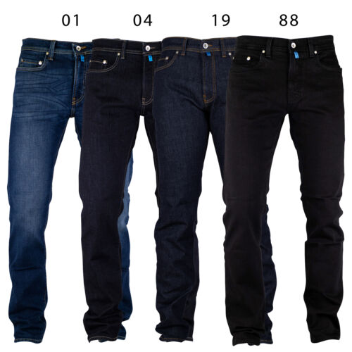 04 Pierre Cardin FUTUREFLEX LYON Modern Fit Stretch Jeans- 3451 8880.01 88 19