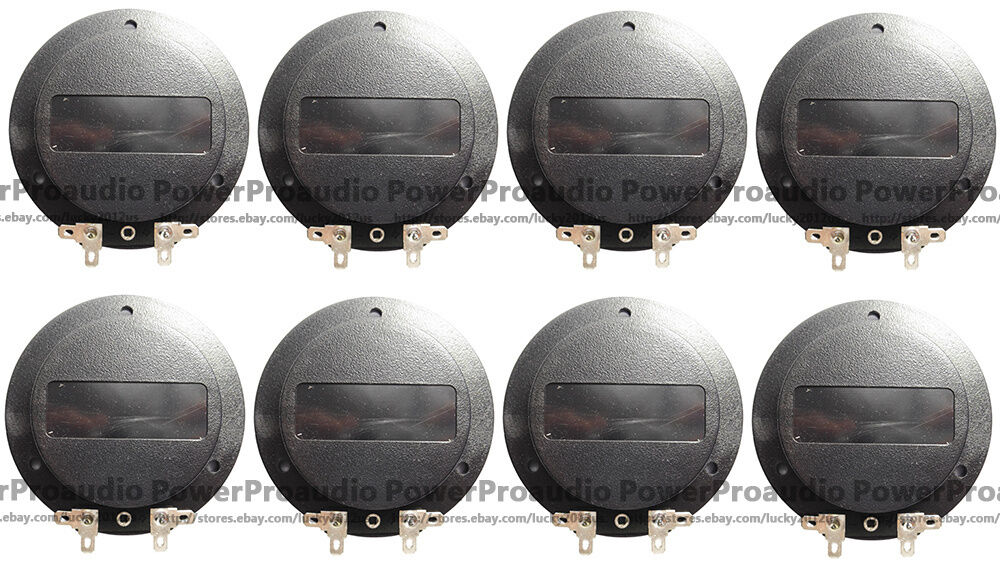 8pcs Lot Replace Diaphragm for Eminence,Yamaha,Carvin,Sonic,Drivers PSD2002-8