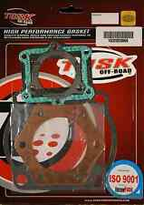 Exhaust /& Reed Tusk Top End Gasket Kit 1981-1984 Honda ATC250R Base Head