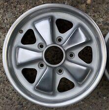 Porsche 911 912 Fuchs Forged Wheel 5 12jx14 Dated 976 B