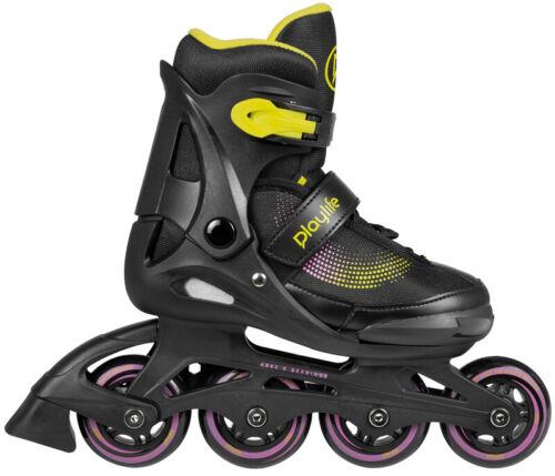 Powerslide Playlife Joker Yellow Kinder Inline Skates verstellbar NEU Kids