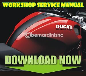 ducati monster 696 i e 2008 2009 2010 2011 2012 2013 workshop rh m ebay com ducati monster 696 shop manual ducati monster 796 workshop manual