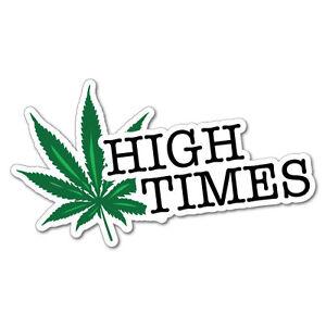 420 Marijuana Leaf 420 Friendly Automotive Decal//Bumper Sticker