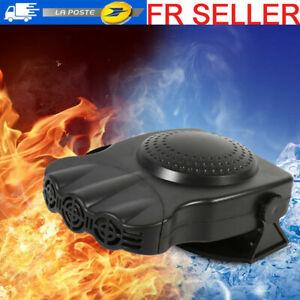 Chauffage-Voiture-12V-Ceramique-Ventilateur-a-Air-Froide-Air-Chaud-Panneau-Gel