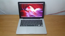 "Apple MacBook Pro 13"" 2012 Core i7 @ 2.9GHz 8GB RAM 750GB - PHOTOSHOP CS6 -CLEAN"