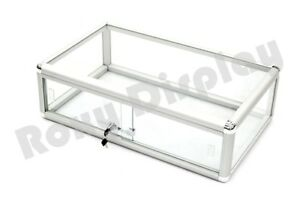 Image Is Loading Gl Countertop Display Case Fixture Showcase With