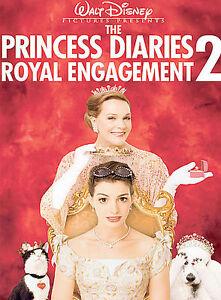 Princess Diaries 2: Royal Engagement (DVD, 2004, Widescreen)