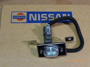 Original-Nissan-Pickup-D22-Pickup-D21-Kennzeichenleuchte-26510-55G0A