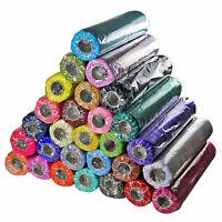 26m x 29cm Organza Soft Sheer Fabric Roll | Wedding Chair Bows Sash Table Runner