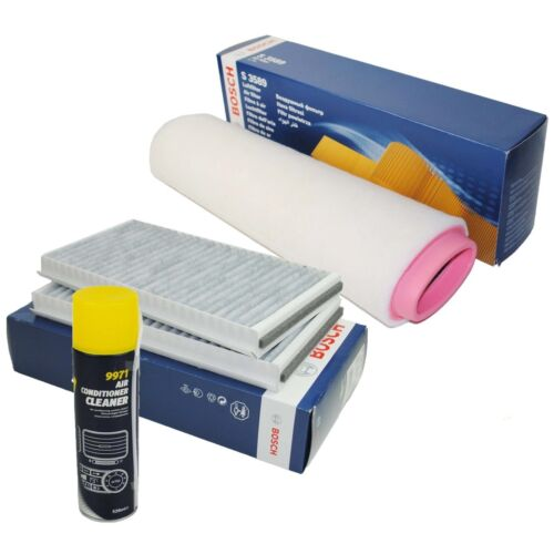 Bosch polen filtro filtro de aire clima limpiador bmw 5er e60 e61 525d 530d