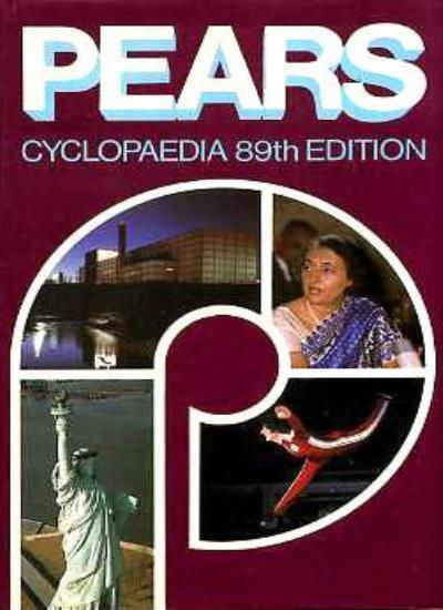 Pears Cyclopaedia 1980-1981,Chris Cook