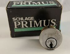 Schlage Primus Mortice Mortise Cylinder Pinned No Keys Locksport Locksmith