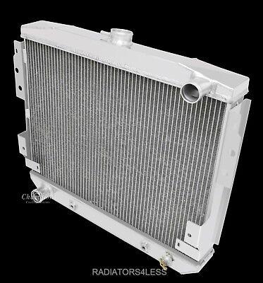 KKS MOTORSPORTS 3 ROW ALUMINUM RADIATOR 75 75 77 78 FORD MUSTANG II V8