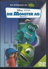 Die Monster AG (Disney Pixar)  DVD