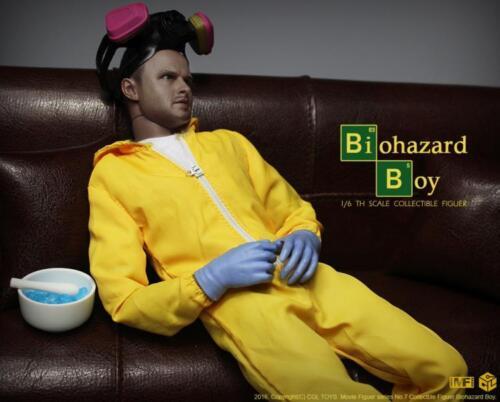 In-Stock CGL Toys MF07 1//6 Scale Jesse Pinkman Breaking Bad Biohazard Boy