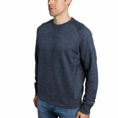 Champion Men/'s Crew Neck Pullover Sweatshirt Gray Blue Variety Sizes