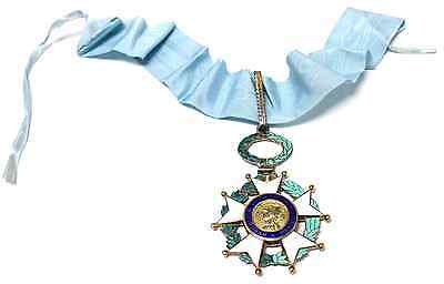 National Order Merit Medal Brazil Republica Federativa Do Brasil