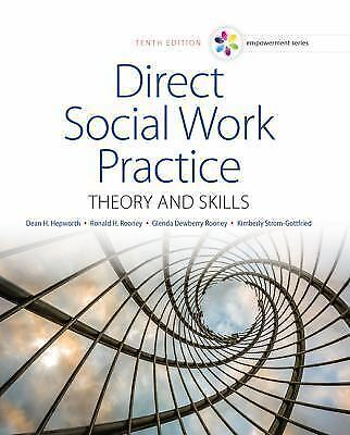 Empowerment Series: Direct Social Work Practice: Theory and Skills 10th ed 8