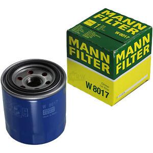 Original-MANN-FILTER-Olfilter-Oelfilter-W-8017-Oil-Filter
