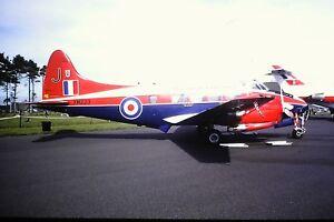 4-397-De-Havilland-DH-104-Devon-C-2-C-N-04498-RAF-XM223-Kodachrome-SLIDE