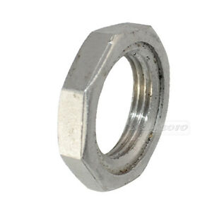 LOCKNUT-1-034-NPT-304-STAINLESS-STEEL-LOCK-NUT-O-Ring-Groove-Pipe-fitting