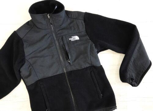 North Genbrugs S Vguc Polartec The Women's Sort Jacket Face Sz Tqxw4F