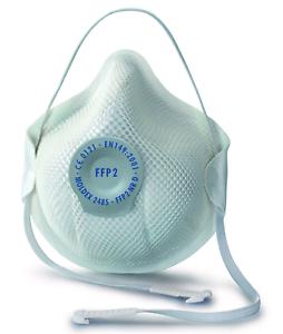 20 MOLDEX 2485 FFP2 Masken mit Ventil Feinstaubmaske Mundschutz Atemschutzmaske