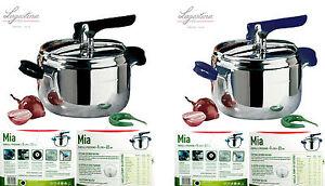 Pentola-a-pressione-Lagostina-Mia-acciaio-inox-18-10-con-ricettario-e-cestello