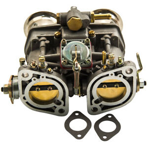 weber carb 40IDF Carburettor With Air Horn For Beetle//VW//Bug//Fiat//Porsche rep