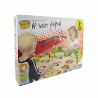 Constructive Playthings Smack-the-moles Play Mat - Teaches Hand-eye Coordination