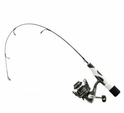 "Nouveau 13 pêche Wicked Ice Ice Rod Reel Combo 31/"" MH NWC31MH"