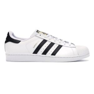 Adidas-Superstar-Mens-All-Sizes-Classic-Shoes-White-Shell-Toe-Athletic-Sneakers