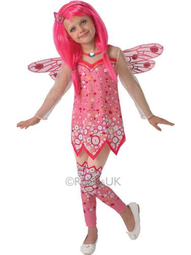 Deluxe Mia /& Me Girls Fancy Dress Mystical Fairy TV Show Kids Childrens Costume