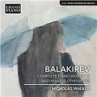 Mily Balakirev - Balakirev: Complete Piano Works, Vol. 3 - Mazurkas and other works (2016)