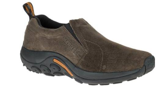 Merrell Jungle Moc Gunsmoke Slip-On Shoe Loafer Men's sizes 7-15 NIB!!!