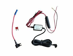 dash camera hard wire kit with micro usb direct hardwire car charger rh ebay com USB Power Wires USB Charger Schematic