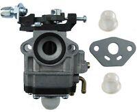 Carburetor W/gasket,primer Bulbs For Goped Sport G23lh Carb 23cc X-ped, Go-quad