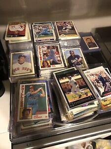 Lote-de-beisbol-coleccion-enorme-de-2000-Deportes-Liquidacion-100-tarjeta-Lote