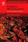 Chemical Bioavailability in Terrestrial Environments by Elsevier Science & Technology (Hardback, 2008)