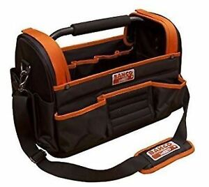 Bahco 3100tb 17 Open Tote Caddy Tool Bag Organizer