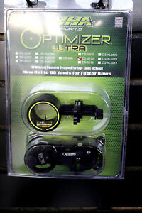 NEW-2019-HHA-Sports-Bow-Sight-Optimizer-Lite-Ultra-DS-5510-Right-010-W-RHEOSTAT