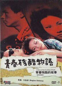 A-Story-of-the-Ctulties-of-Youth-Miyuki-Kuwano-Ysuke-Kawazu-New-All-Region-DVD