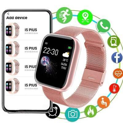 Bluetooth Smart Watch Wrist Waterproof Phone Android Samsung iPhone Women Man~    eBay