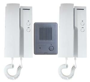 s l300 commax 1 to 2 audio intercom 1 audio doorbell 2 audio phones kit commax dp hp01 wiring diagram at sewacar.co