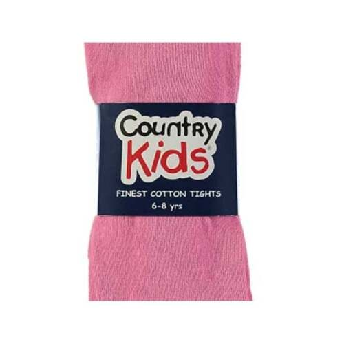 Country Kids Cotton Tights Sugar Pink