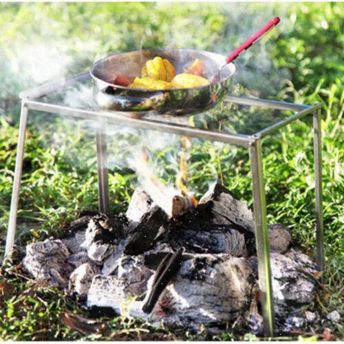 Edelstahl Umhüllungs Schüssel mit Griff im Freien kampierend Picknick