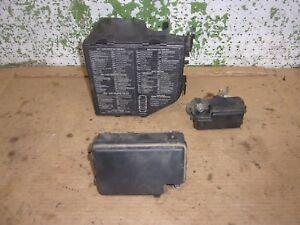 image is loading 1998-jaguar-xj8-fuse-boxes-fuses-relays-trunk-