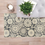 thumbnail 11 - Maidste Floral Hooked Gray/Ivory Rug