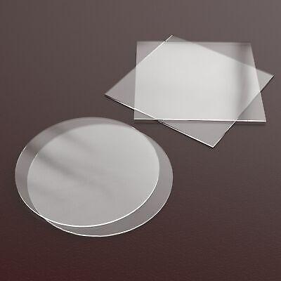 Acrylic Ganaching Plates Square Amp Round Board Discs Cake